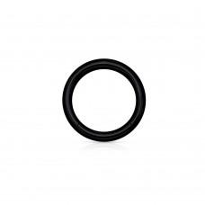 Кільце сталеве чорне чоловіче
