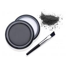 Пудра для брів з пензликом колір світло-чорний Ardell Brow Defining Soft Black